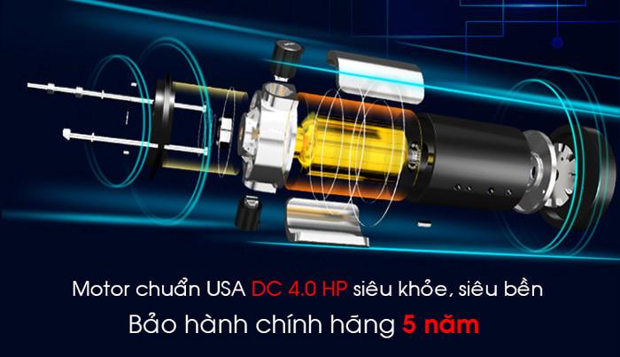Thông số kỹ thuật máy chạy bộ điện Pro Fitness PF-115