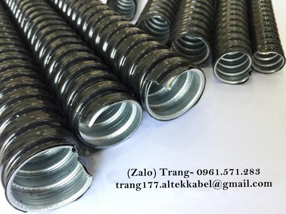 Kết cấu ống ruột gà độ bền cao, đầu nối ống ruột gà 2