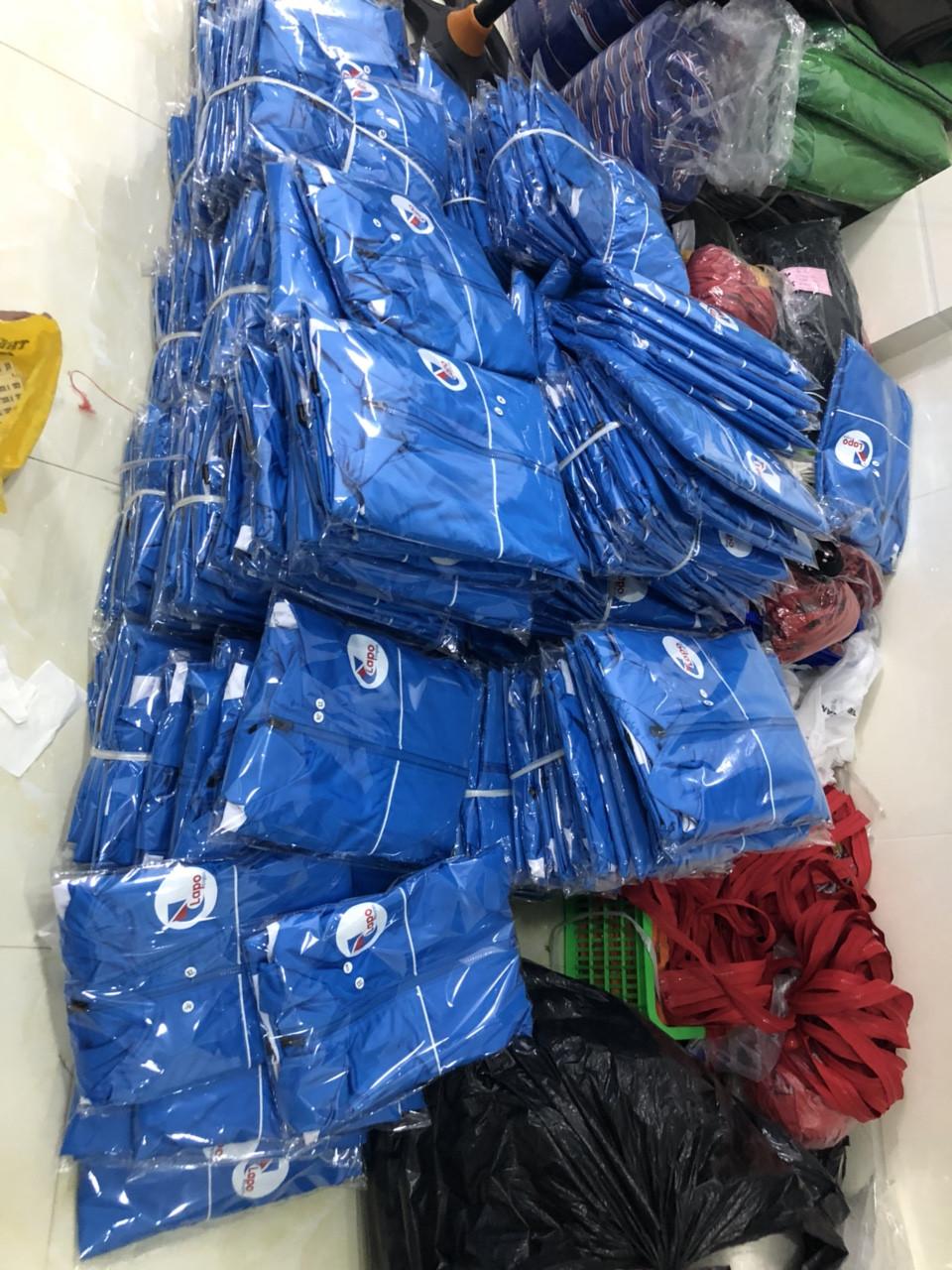 Hưng Thịnh cơ sở may áo gió quà tặng giá rẻ chất lượng