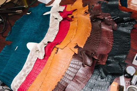 Áo khoác da thật – Sự đẳng cấp đến từ chất liệu