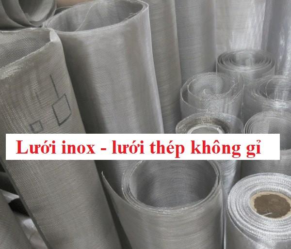Giá lưới inox - lưới thép không gỉ