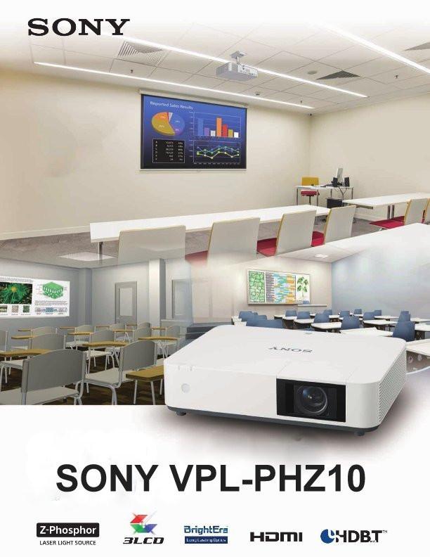 Mãn nhãn với 4 máy chiếu màn hình lên đến 200 inch