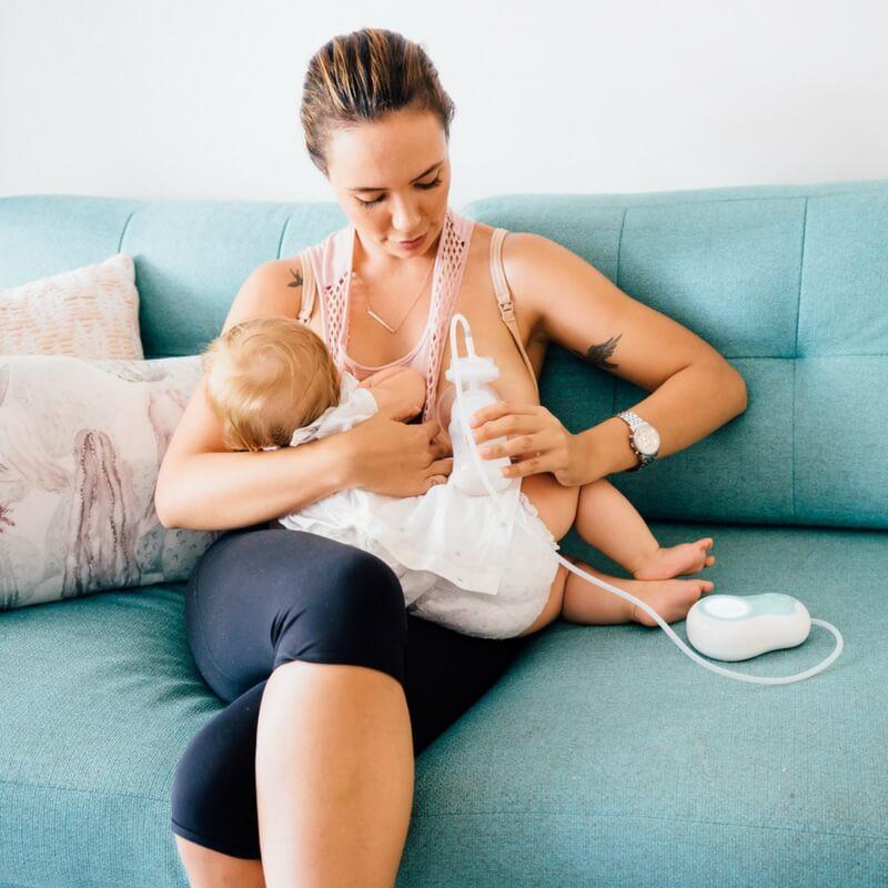 Nguyên nhân và cách khắc phục mẹ ít sữa sau sinh