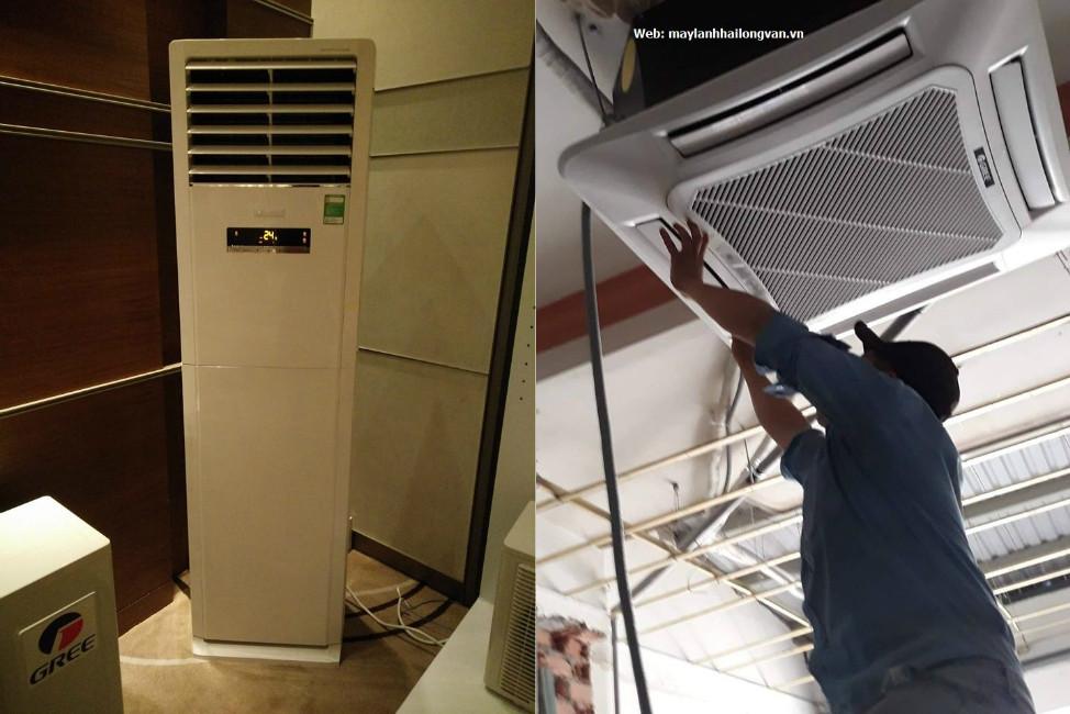 Daikin – thương hiệu máy lạnh tủ đứng dạy sóng với chức năng và giá thành đa dạng