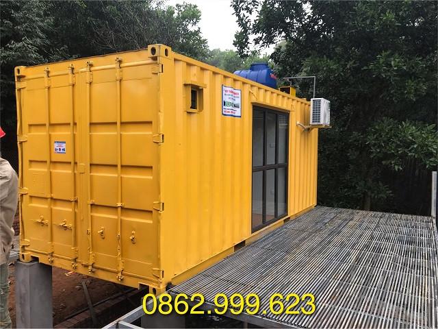 Nhà container tại Thạch Thất Hà Nội