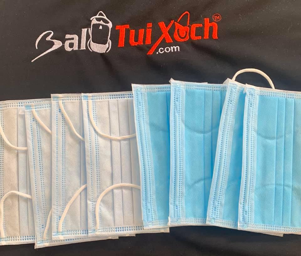 Cách đeo khẩu trang phòng viêm phổi Vũ Hán