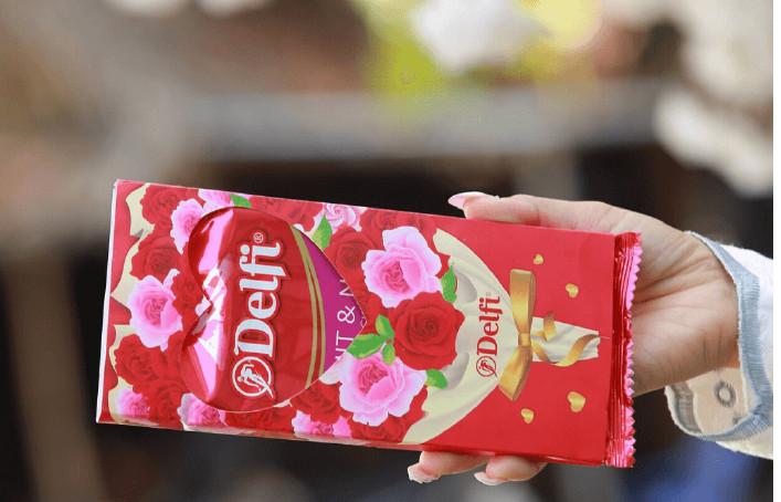 Socola qùa tặng ngày 14/2 ngọt ngào cho mùa Valentine