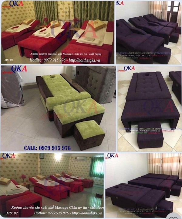 ghe massage foot