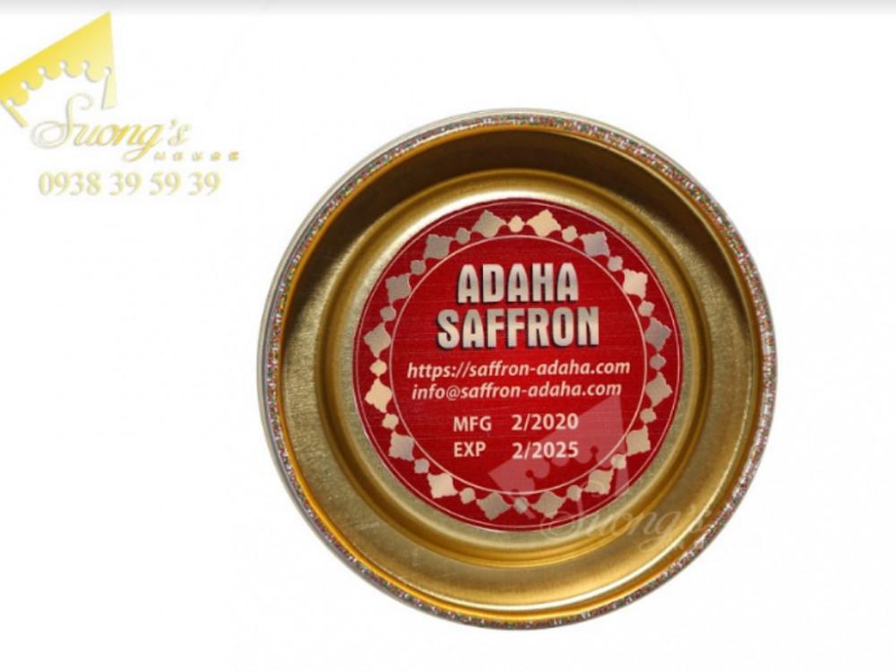 Nhụy hoa nghệ Tây Safron Adaha  có tác dụng gì?
