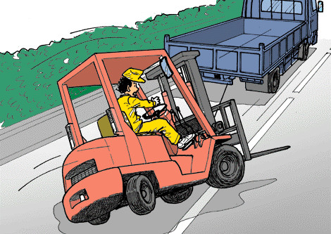 Tai nạn có thể xảy ra nếu bạn vi phạm các nguyên tắc