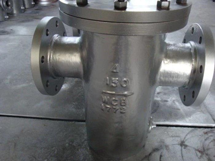 Tstrainer inox nhập khẩu chính hãng dùng để bảo vệ đường ống