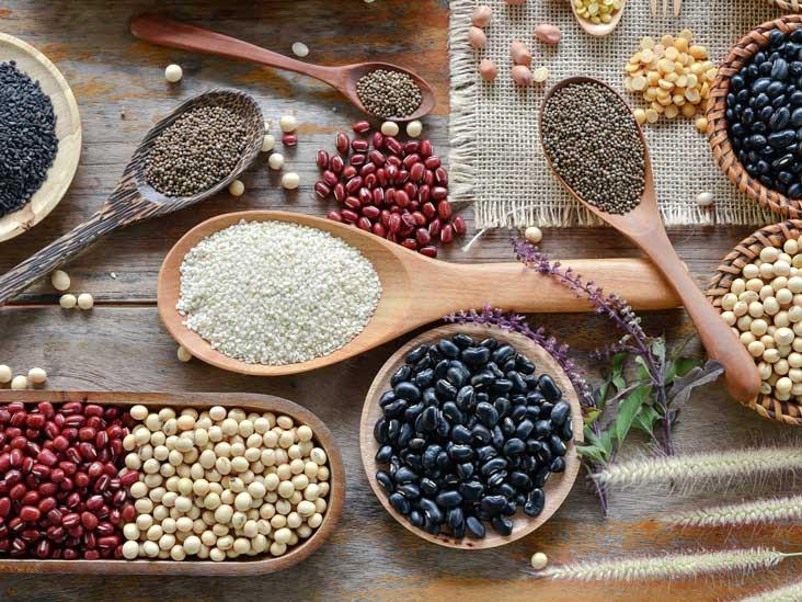 9 loại đậu tốt cho sức khỏe