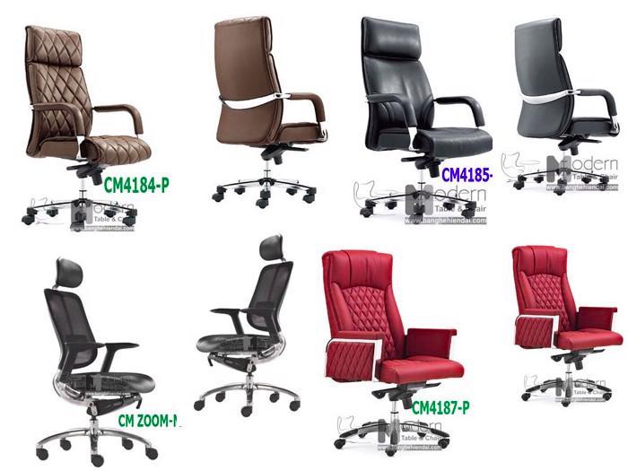 Những mẫu ghế giám đốc - ghế trưởng phòng cao cấp nhập khẩu Tp Hcm