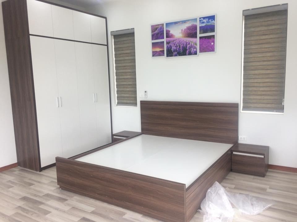 Ưu điểm của loại giường ngủ gỗ công nghiệp là gì?(1)