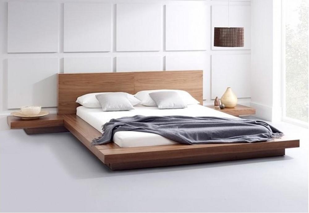 Ưu điểm của loại giường ngủ gỗ công nghiệp là gì?(3)