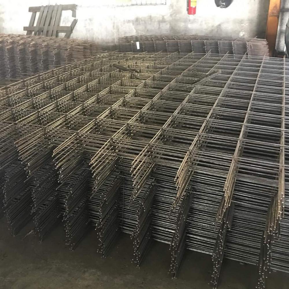 Lưới Thép Hàn Đổ Sàn , Đổ Bê Tông D4 Ô 100X100 Dạng Cuộn. Hàng Sẵn Kho