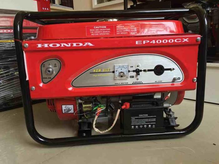máy phát điện chạy xăng Honda 4000CX