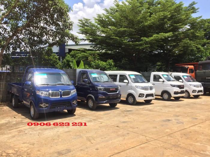 Địa chỉ Mua bán xe tải  800 kg - 1,5 tấn tại Bình Phước | Bảo hành 5 năm
