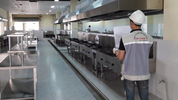 Bếp Đức Thành tư vấn, thiết kế, set up thiết bị bếp công nghiệp  uy tín chuyên nghiệp