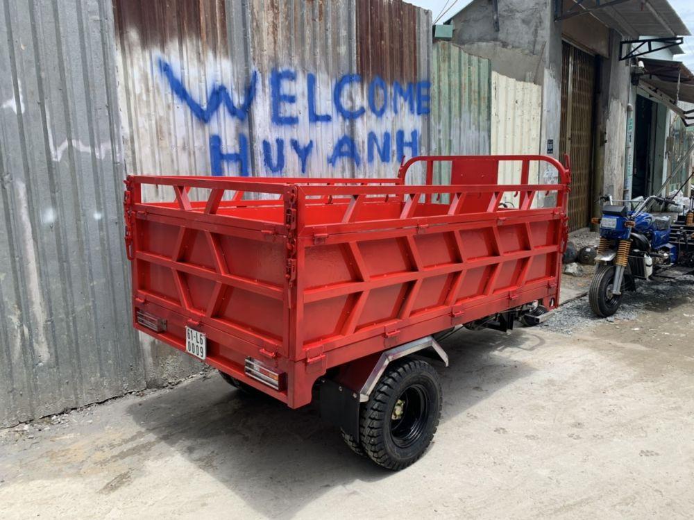 Xe Ba Bánh Huy Anh - Địa chỉ mua xe ba bánh (3 bánh, ba  gác) Uy tín từ thương hiệu Mua Bán Nhanh