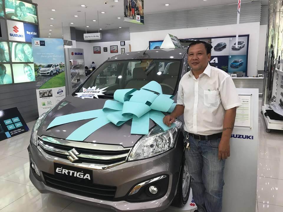 Nhận xét, đánh giá của người dùng về xe Suzuki Ertiga