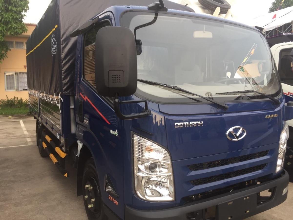 Ngoại thất xe tải Hyundai IZ65 thiết kế mới