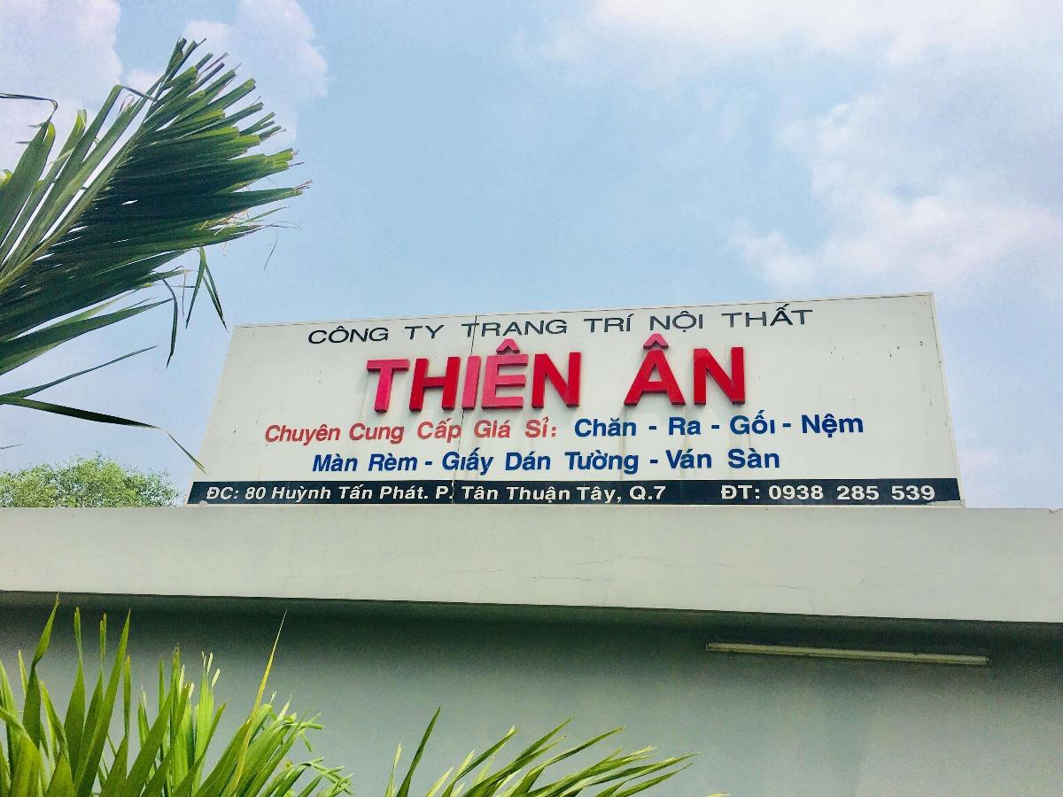 Giới thiệu công ty TNHH TM và trang trí nội thất Thiên Ân