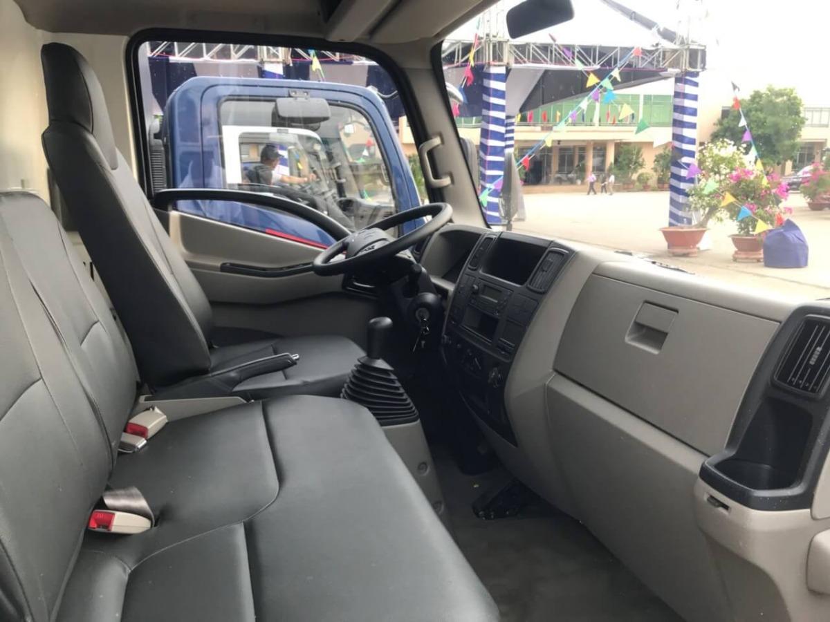 nội thất xe tải Hyundai iz65 đô thành