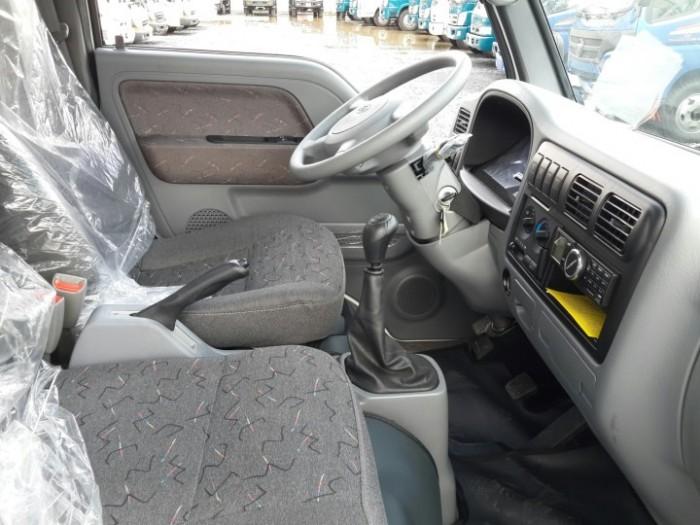 Nội thất xe tải 1.5 Tấn Kia K250