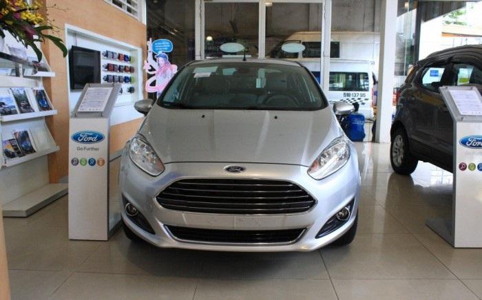 Có nên mua Ford Fiesta?