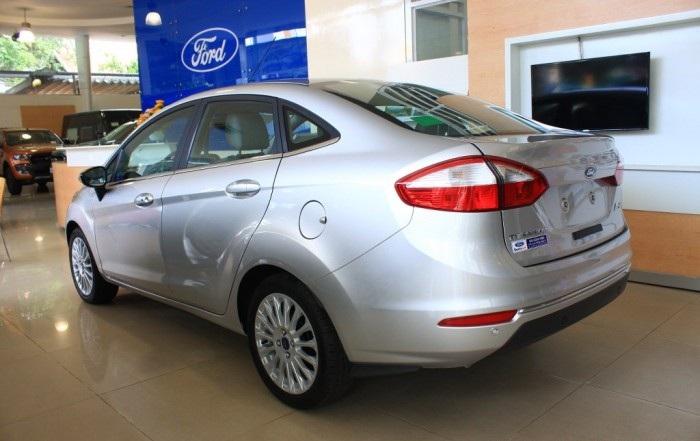 Nhược điểm của Ford Fiesta
