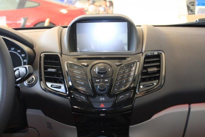 công nghệ an toàn trên ford fiesta