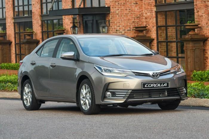 Ưu điểm - nhược điểm của dòng xe Toyota Corolla Altis 2018 thế hệ mới
