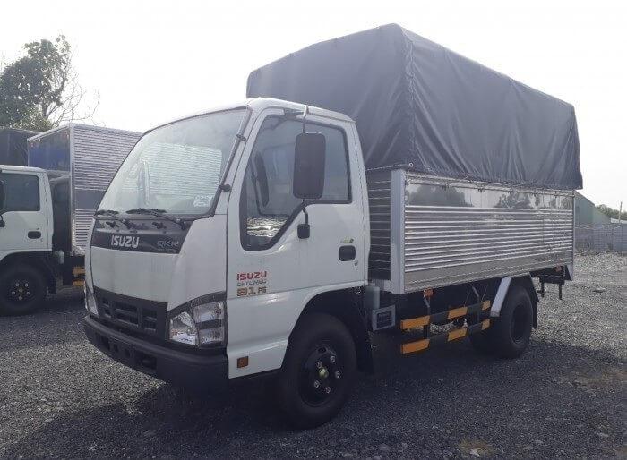 Ưu điểm nổi bật của xe tải Isuzu 2.4 tấn bạn cần biết