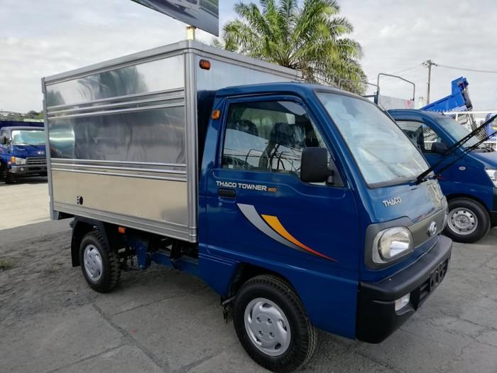 Quy trình mua xe ô tải Thaco Trường Hải trả góp(1)