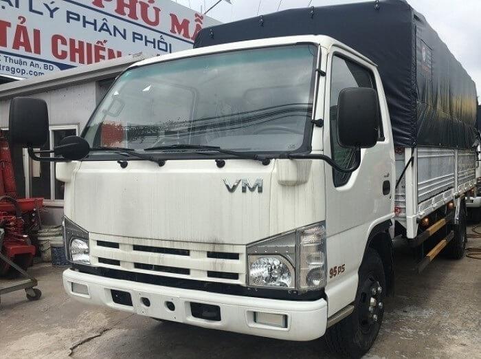 Đánh giá chất lượng xe tải Isuzu VM 3t49