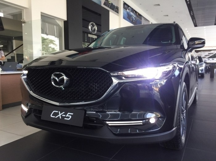 Có nên mua xe Mazda CX 5 2018