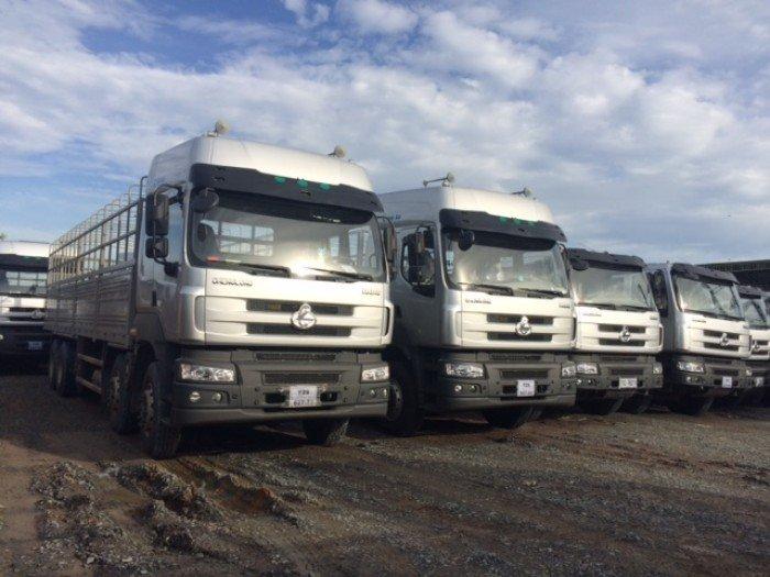Thông số kỹ thuật xe tải chenglong 4 chân(1)