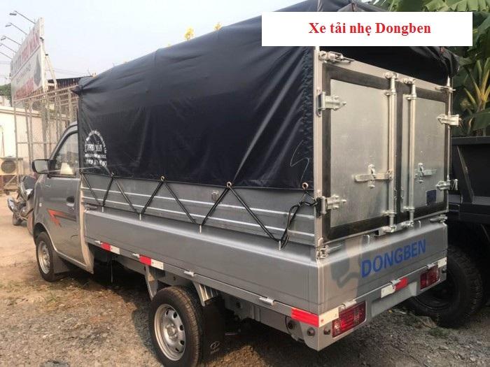 Tại sao nên chọn xe tải nhẹ Dongben mà không chọn các dòng khác cùng phân khúc