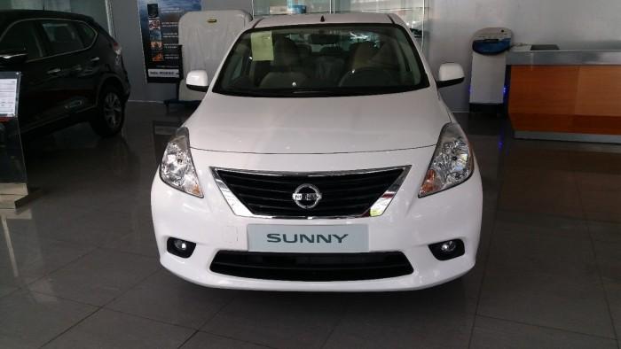 Nissan Sunny – Hoàn hảo cho người mua xe lần đầu(3)
