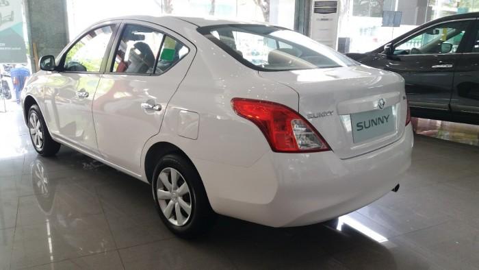 Nissan Sunny – Hoàn hảo cho người mua xe lần đầu(2)