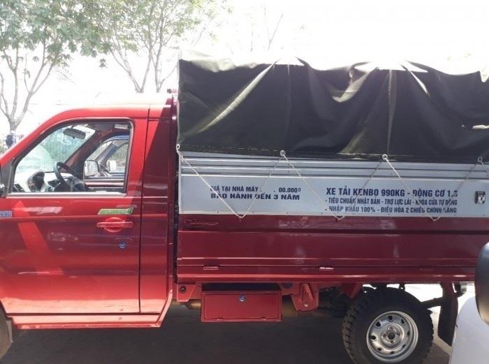 Xe tải Kenbo có tốt không, có nên mua xe tải Kenbo không?