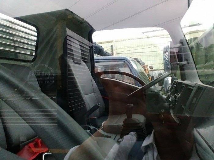 nội thất xe tải Dongfeng B170