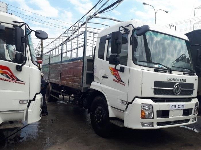 Hình ảnh ngoại thất xe tải Dongfeng B170 - 2