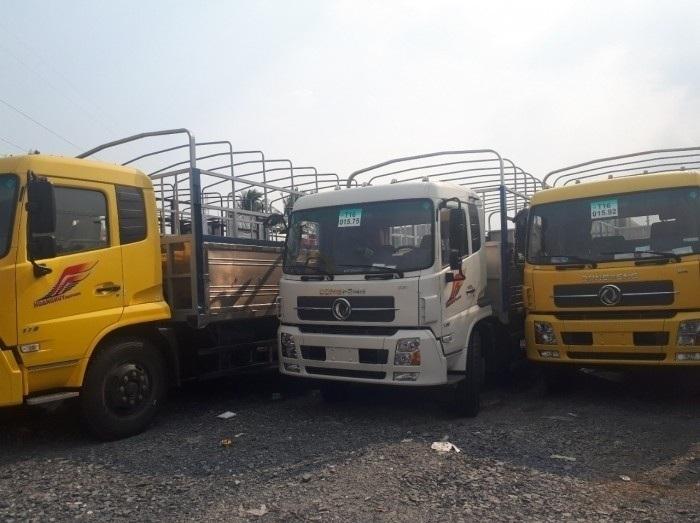 Hình ảnh ngoại thất xe tải Dongfeng B170