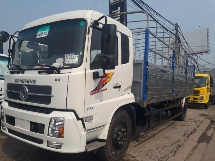Hình ảnh ngoại thất xe tải Dongfeng B170 - 3