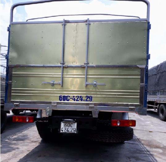 Hình ảnh ngoại thất xe tải Dongfeng B170 - 4