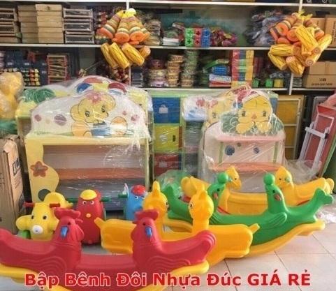 Những lợi ích của đồ chơi ngoài trời đối với sự phát triển của trẻ
