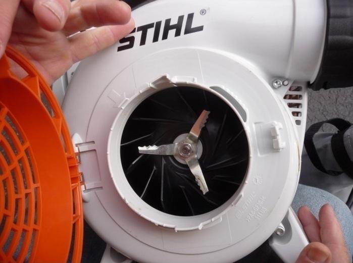Đánh giá dòng máy thổi, hút và cắt lá Stihl đa dụng chính hãng cho người dùng chuyên nghiệp