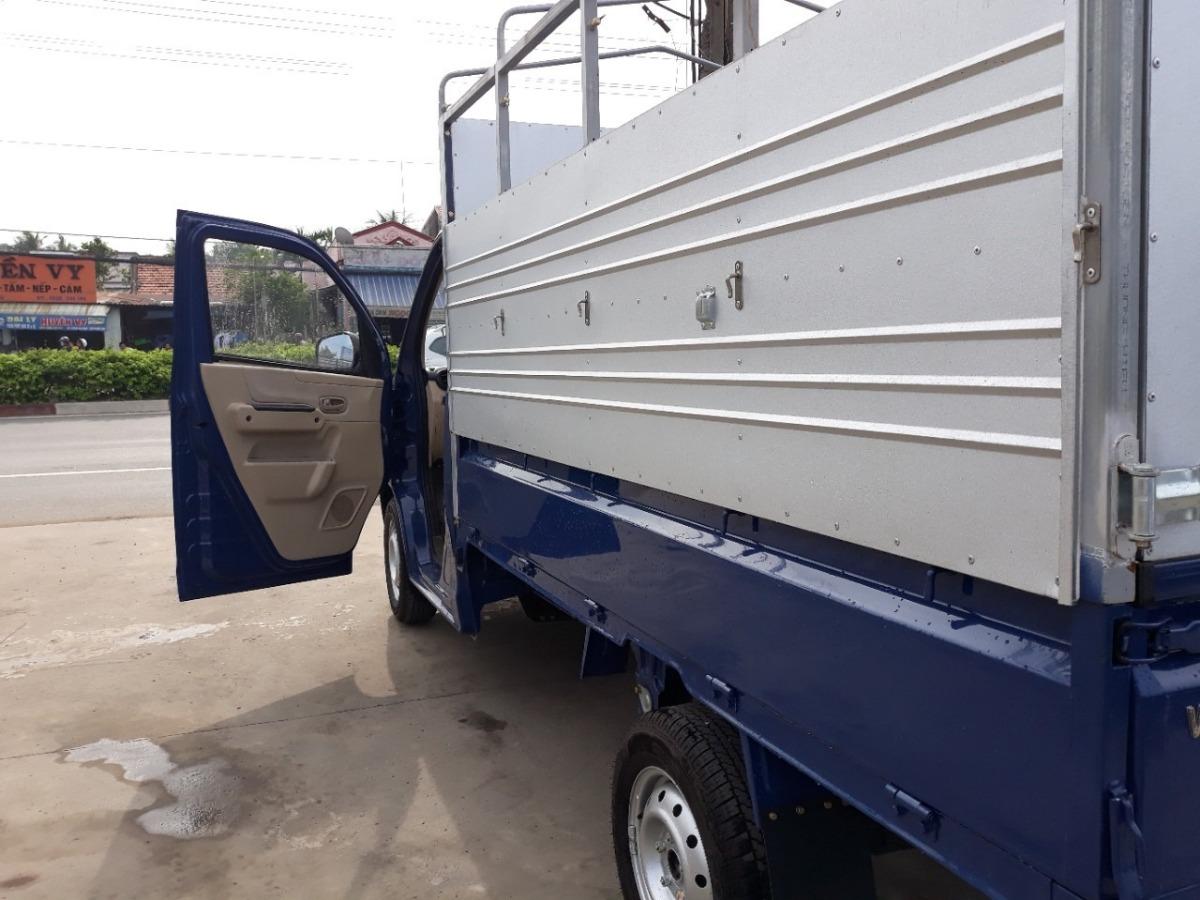 ngoại thất xe tải Veam